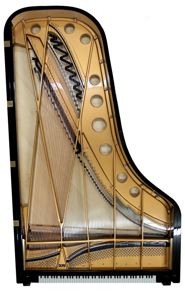 Le piano Ravenscroft