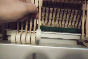 piano marteaux