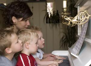 Partager la musique avec ses enfants ressert les liens familiaux.