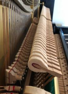 Marteaux piano récent