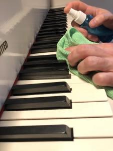 Un nettoyage en profondeur de votre piano, avec accord redonne le goût de pratiquer!